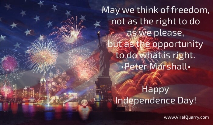Happy Independence Day! 2016